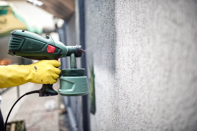 Exterior Painting Services: A Job For a Pro