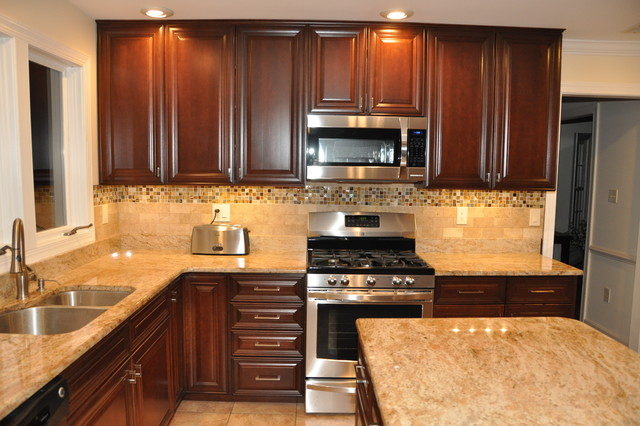 Make Cabinets New Again With Cabinet Re-Finishing