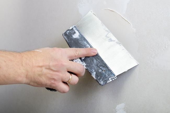 Drywall Repair in Highly Visible Locations