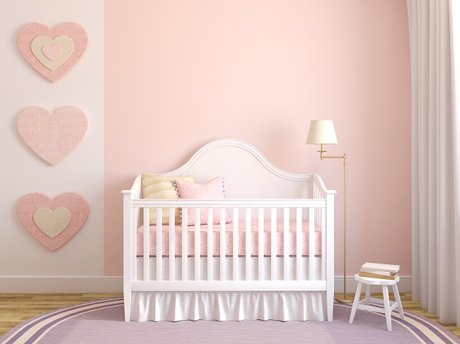 Expecting? 2 Interior Painting Projects to Get Done Before the Due Date