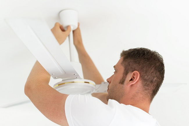 Ceiling Fan Installations - 6 Reasons To Hire A Pro