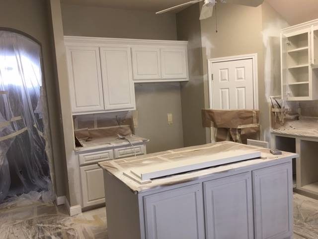 Refresh the Look of Your Kitchen with Newly Painted Cabinets