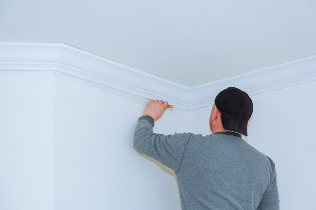 Crown Molding: A Simple Yet Effective Renovation Tactic