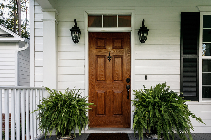 Six Benefits of Replacing a Door in Your Home