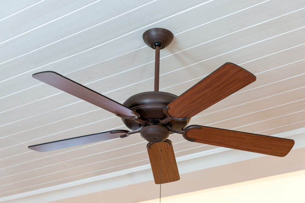 Ceiling Fans Are Key To Your Comfort And Reduced Energy Bills