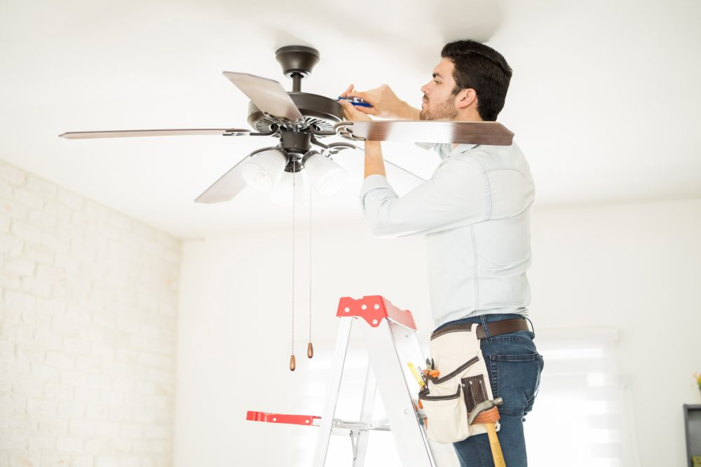 What to Do When Your Ceiling Fan Stops Working